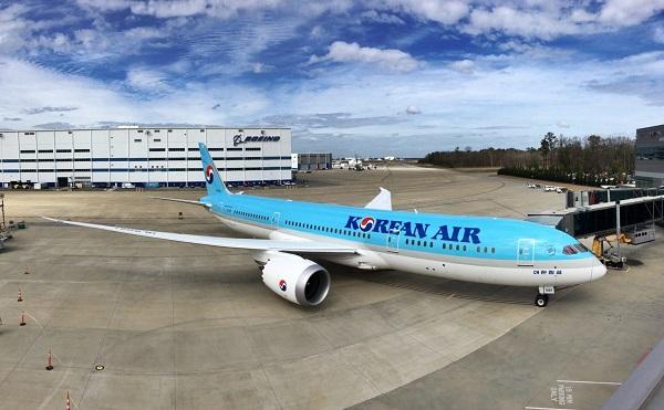 Áruszállító járatot indított a Korean Air Budapest és Szöul között