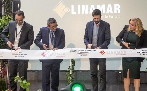 Átadták a Linamar 25 milliárd forintos békéscsabai és orosházi beruházását