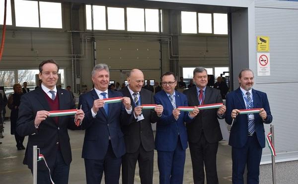 Kapacitásbővítő beruházások fejeződtek be a tiszavasvári Quick 2000 Kft.-nél