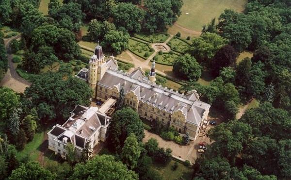 Kiemelt beruházás lett a szabadkígyósi kastély felújítása