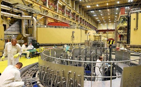 Ismét névleges teljesítményen üzemel a paksi atomerőmű 2. blokkja
