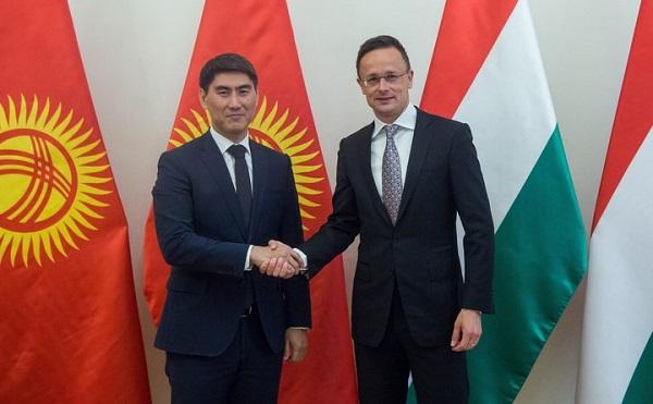 50 millió eurós magyar-kirgiz befektetési alap jön létre
