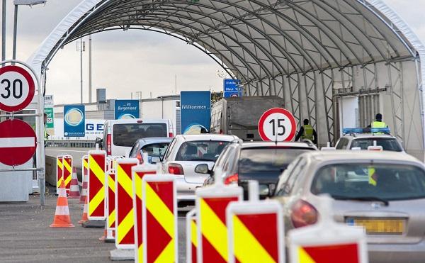 Újabb átkelő nyílt meg az osztrák-magyar határon
