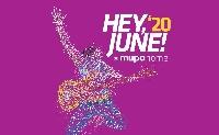 Hey, June! fesztivál ezúttal virtuálisan a Müpából