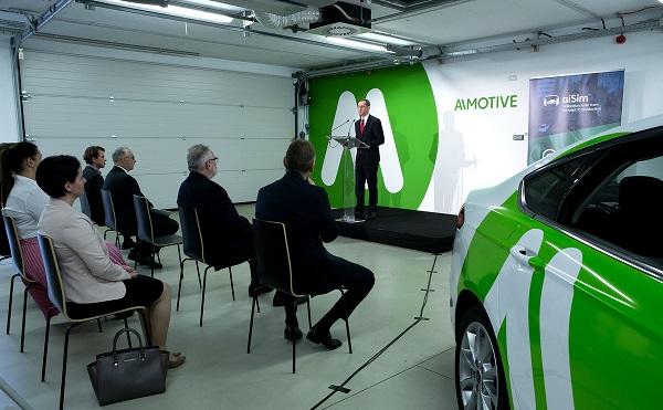 Tőkeemelés az önvezető járművet fejlesztő magyarországi cégnél