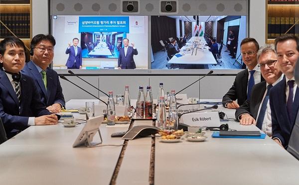 A koreai beruházások hozzájárulnak a magyar gazdaság gyors dimenzióváltásához