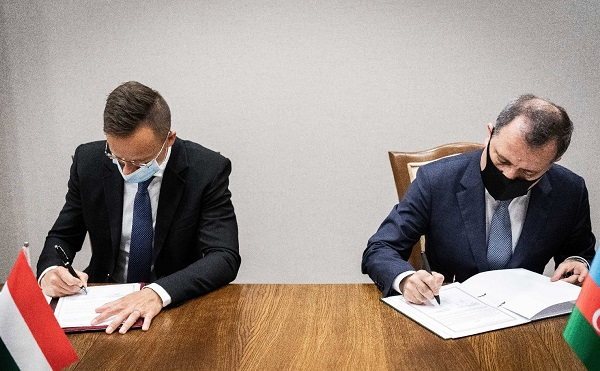 Azerbajdzsán kitüntetett szerepet játszik Magyarország energiaellátásának biztonságosabbá tételében