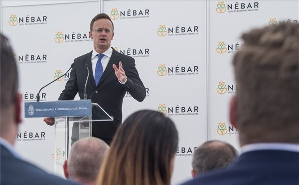 282 millió forintos támogatást kapott a Nébar Kft.