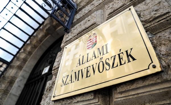 ÁSZ: a magyar jogállam hatékonyan lép fel a korrupció ellen