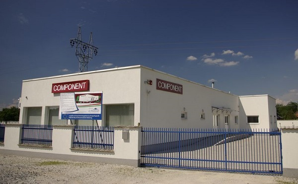Új gyártócsarnok épült Martonvásáron