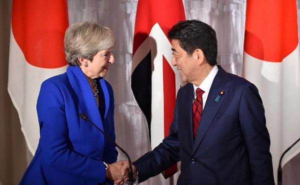 Szabadkereskedelmi megállapodásról egyezett meg Nagy-Britannia és Japán