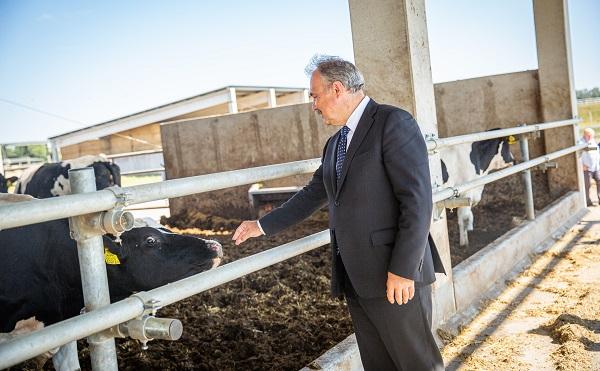Új beruházás járul hozzá a tejtermék szektor sikeréhez