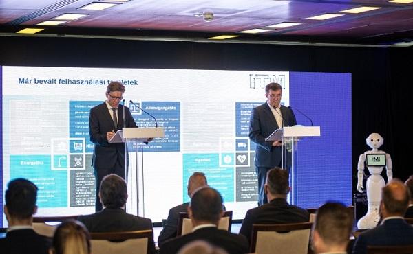Palkovics: Magyarország a mesterséges intelligencia nyertese akar lenni