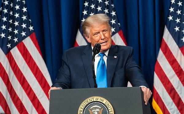 Donald Trump elfogadta az elnökjelöltséget