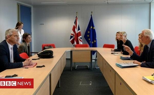 Brexit: látszanak a megállapodás körvonalai