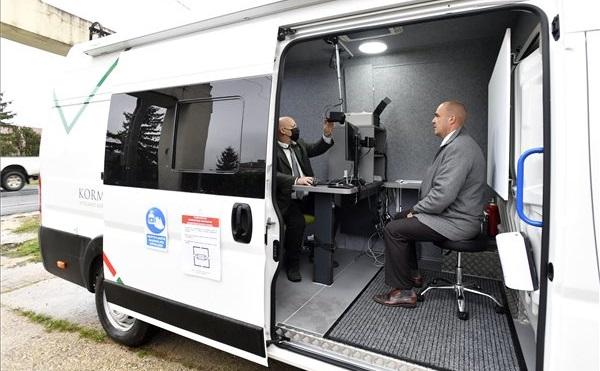 A közigazgatás fejlesztésének következő állomása a kormányablakbusz