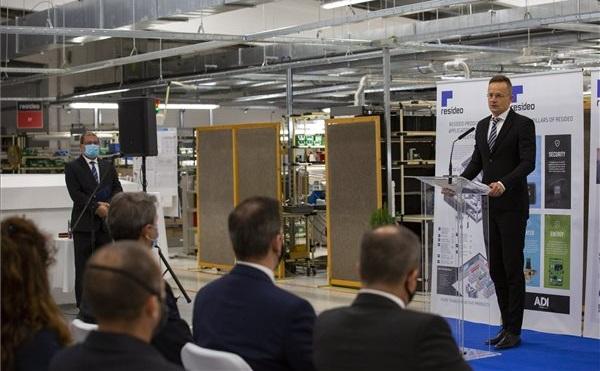Fejleszti nagykanizsai üzemét a Resideo Kft.