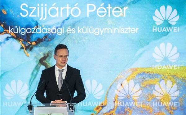 A Huawei új kutatás-fejlesztési központot épít Budapesten