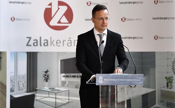 A Zalakerámia a térség meghatározó burkolóanyag-gyártójává válik
