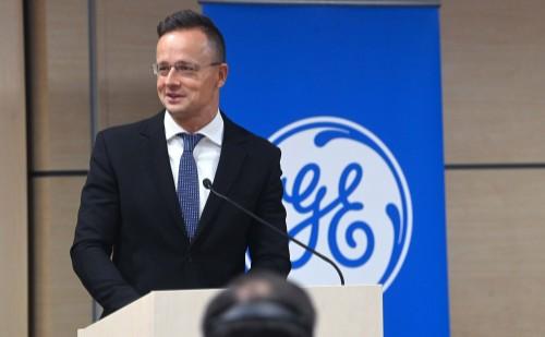 Veresegyházon indít új beruházást a General Electric
