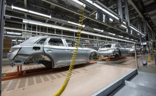 Nagyberuházást hajtott végre üzemében az Autócity Zrt.
