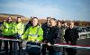 Új autópályát adtak át Magyarországon