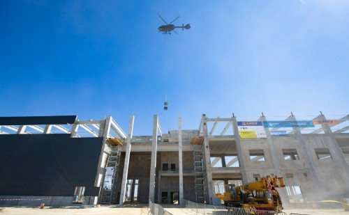 Megfelelő ütemben halad a Lynx-harcjárműgyár építése