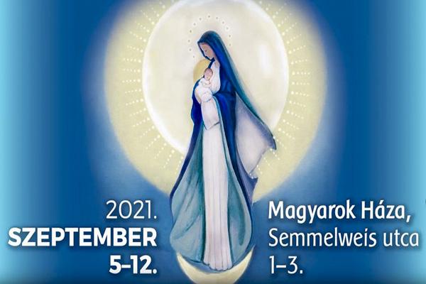 Mária-kiállítás és lemezbemutató koncert - 52. Eucharisztikus Kongresszus