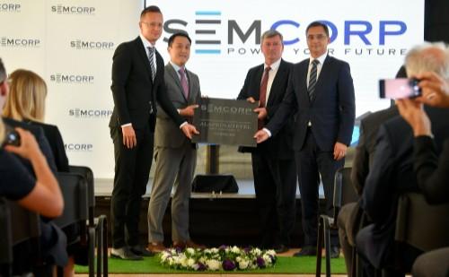 Egy kínai vállalat indít nagyberuházást Debrecenben