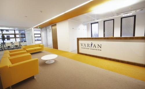 Milliárdos fejlesztést hajtott végre Budapesten a Varian Medical Systems