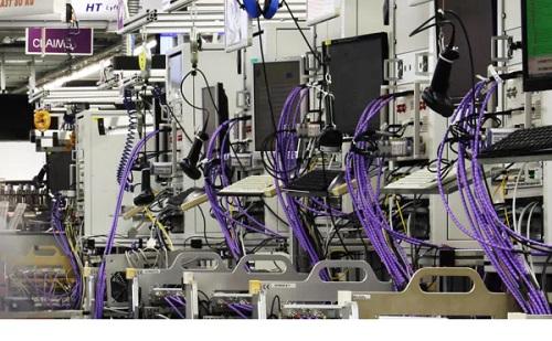 Az Ericcson a negyedik ipari forradalom világítótornya
