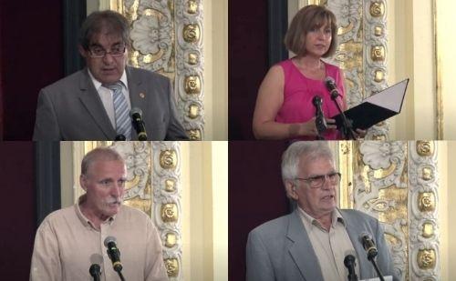 A Magyar Kézművességért Alapítvány kettős tematikájú tárlatot nyitott