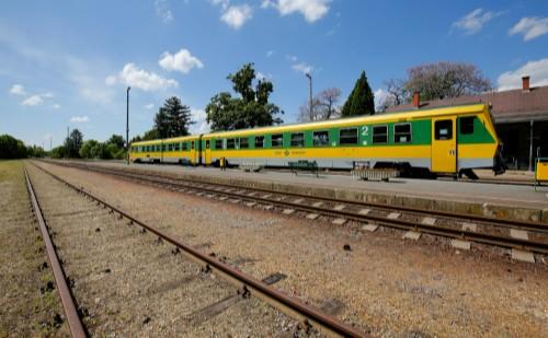A teljes vasútvonal megújul Kőszeg és Szombathely között