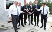 Letették a 20. magyarországi Duna-híd alapkövét