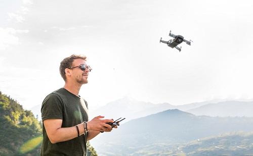 A drónoké a jövő: befektet a 4iG Nyrt.