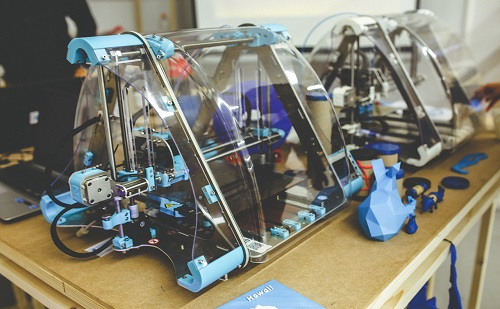 Háromdimenziós nyomtatókat állítottak a tudomány szolgálatába