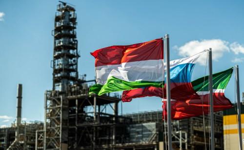 Újabb magyar nagyvállalati beruházás indult Oroszországban