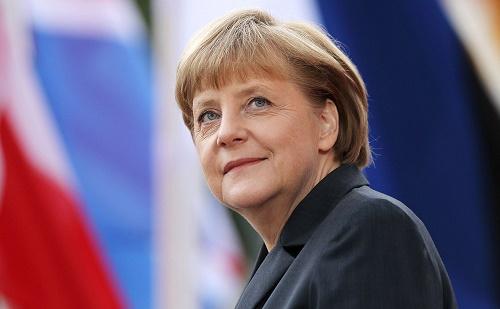 Angela Merkel pályájának töretlen íve van