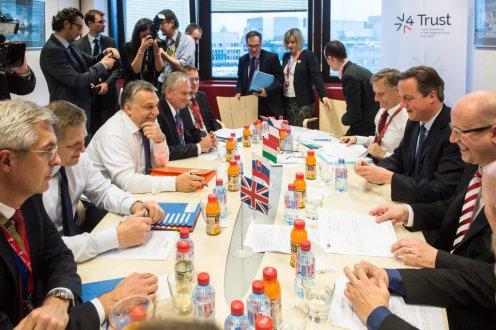 Az európai határvédelmi folyamatok a V4-es álláspont felé tartanak
