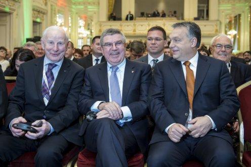 Orbán: a budapesti olimpia össznemzeti ügy, de nem csak magyar - közép-európai siker lehet