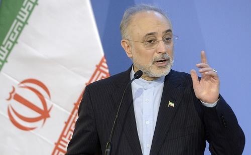 Akbar Szálehi az iráni atomenergia-szervezet vezetője
