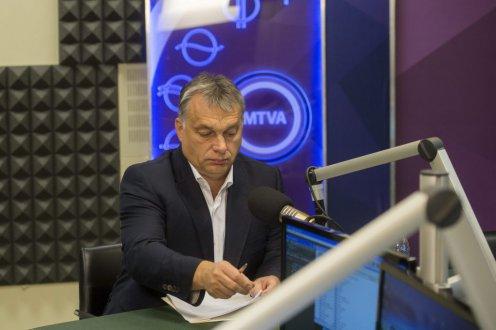 Orbán: Magyarországra ne küldjön az EU illegális bevándorlókat