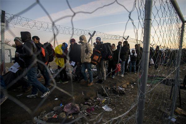 A schengeni, külső határok védelmére új tervvel állhat elő az EU