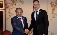 Szijjártó Péter részt vett az EU és ASEAN külügyminiszteri találkozón