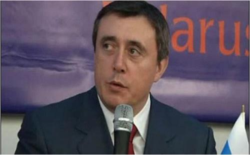 Sikeres megbeszélést tartott Pakson Valerij Limarenkó