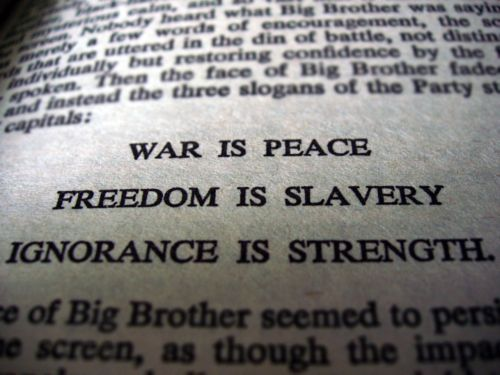 Orwelli világban élünk 1984 / 2016